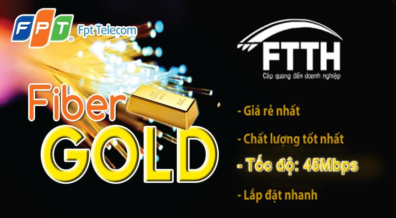 Cáp quang FPT Fiber Gold