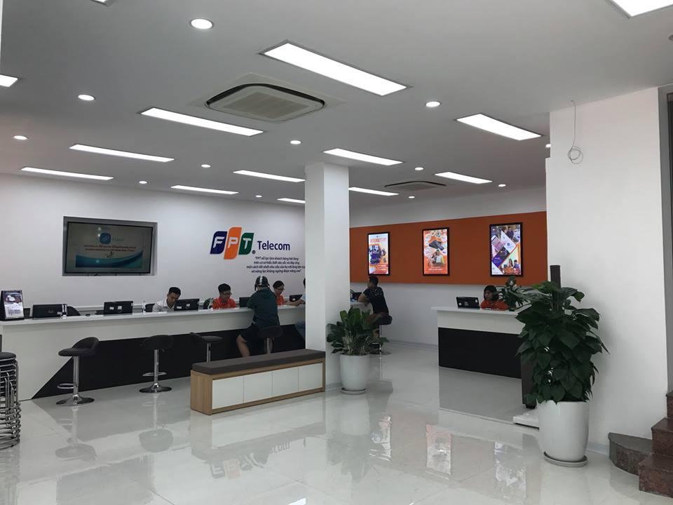Văn phòng chăm sóc khách hàng FPT