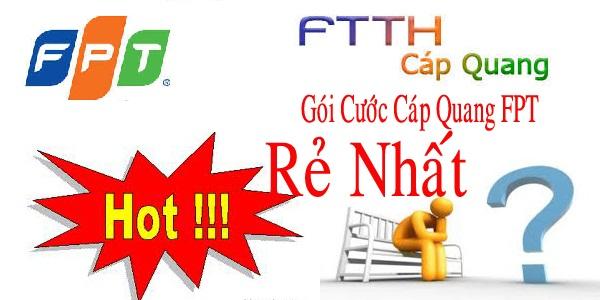 Cap quang FPT va truyen hinh FPT